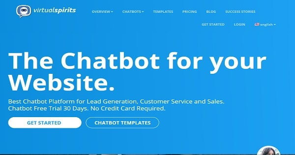 2019 Updated] VirtualSpirits Chatbot Review - The Best