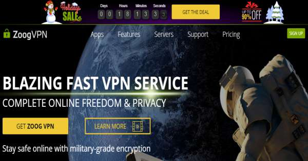 ZoogVPN Review | Offers Unlimited Bandwidth With Access To Netflix US