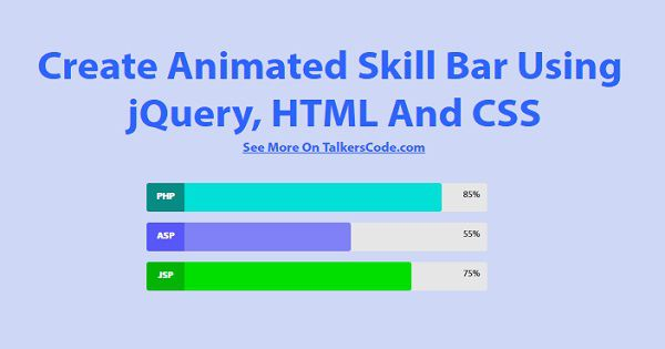 2019 Updated] Create Your Own Custom Scrollbars Using CSS And HTML