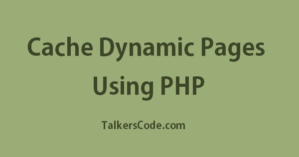 Dynamic Select Option Menu Using Ajax And PHP
