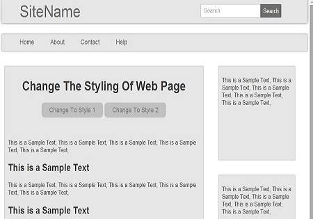 Single-page websites: examples and good practices noupe.