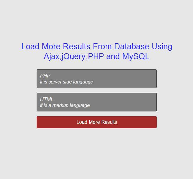 Upload Image to Database and Server using HTML,PHP and MySQL
